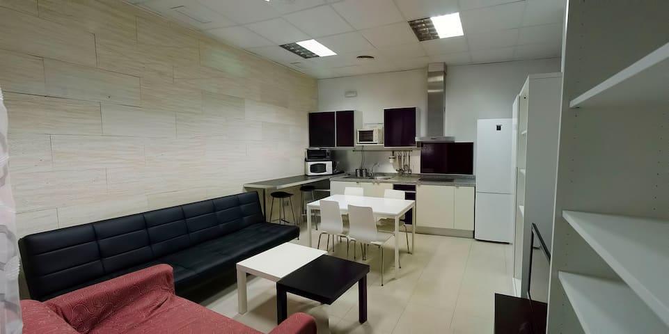 Modern apartment. UCAM University in La Ñora.