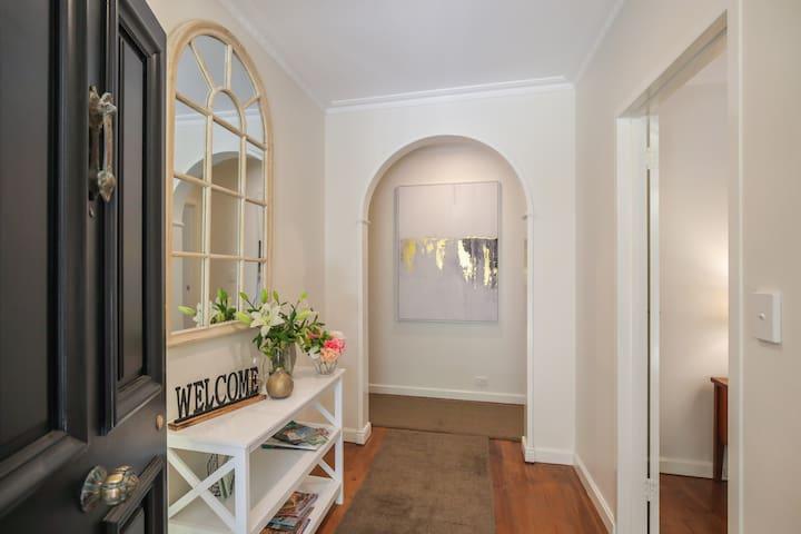 Front Entrance Heysen Suite