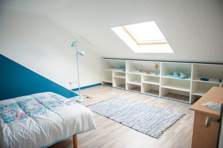 Chambres pour un weekend détente proche de la mer