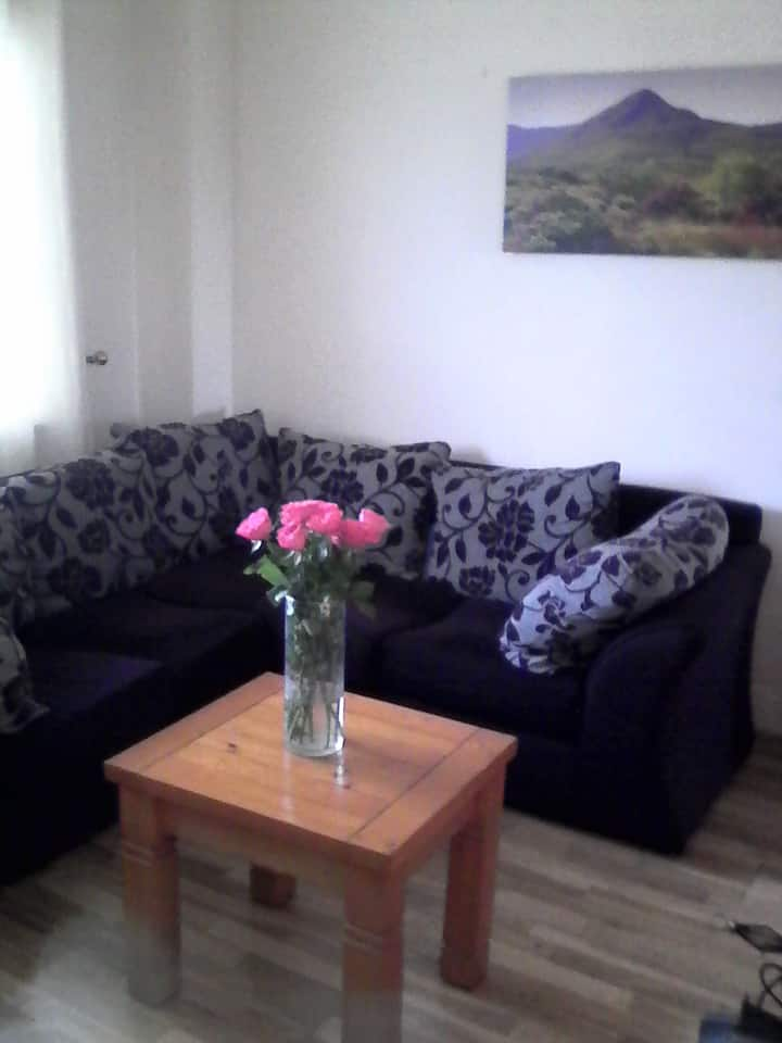 Double room in Galway city with private ensuite.