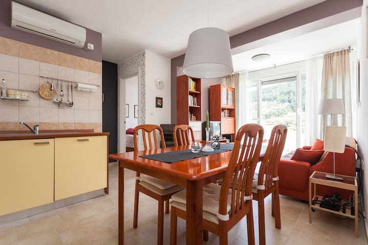 Apartment A'bella! Amazing beaches only 3km away! - Ripenda Kras - Wohnung