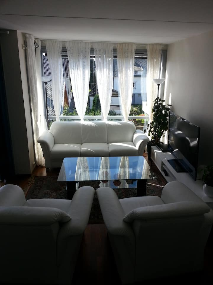 Nice, modern apartment in Stavanger