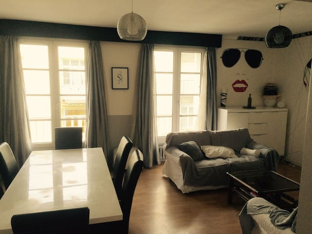 T3 centre ville de Brest - Brest - Appartement