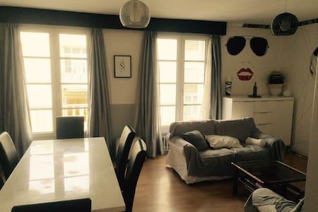 T3 centre ville de Brest - Brest - Apartamento
