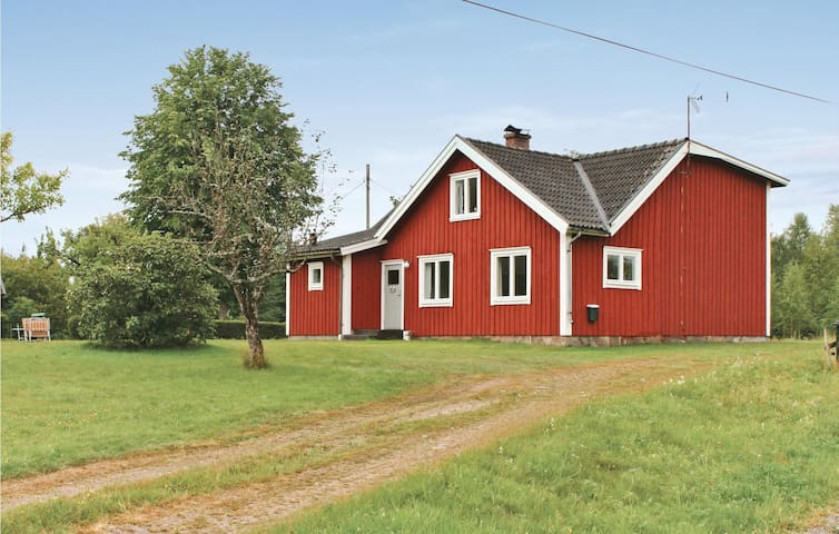 Holiday cottage with 3 bedrooms on 100m² in Lidhult