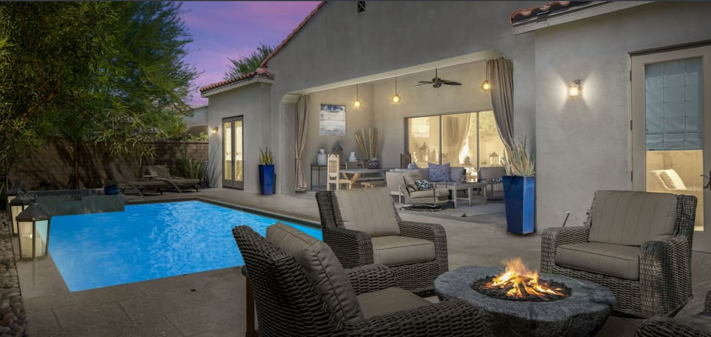 Private Luxury Desert Oasis PGA WEST Greg Norman
