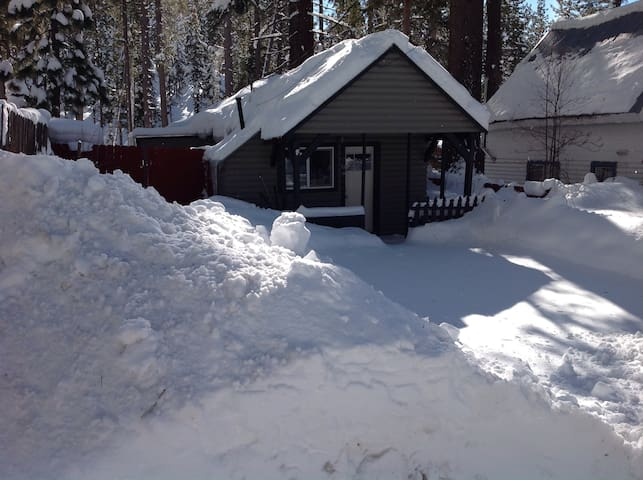 The Little Lake Tahoe Cabin - Glenbrook - Talo