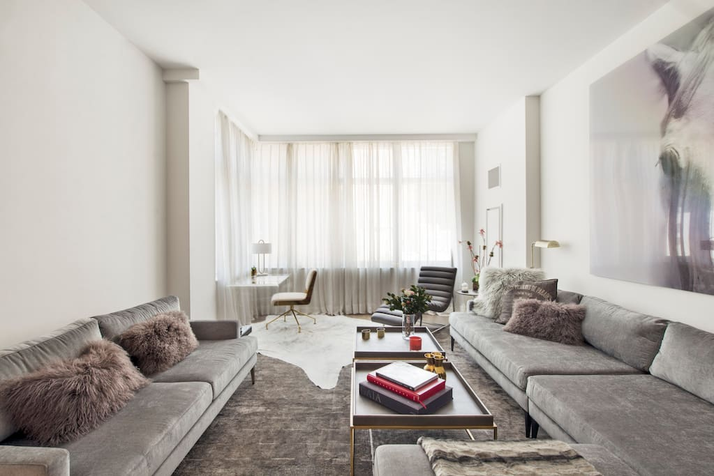 bedrooms apartment or 2 bedrooms and one tv room flats for rent in