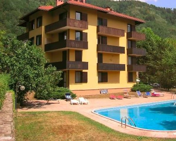 Cozy apt in LEVICO TERME - Levico Terme - Daire