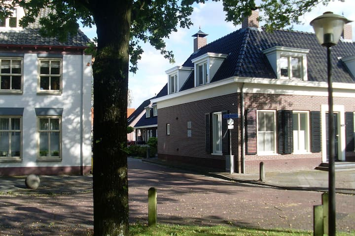 Attractive Apartment in Drenthe with Terrace