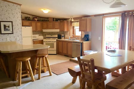 Loon Lakeside 4 Bedroom Cabin - Cass Lake