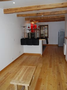 T2 MEUBLE VIEILLE VILLE CITE VAUBAN - Villar-Saint-Pancrace - 公寓