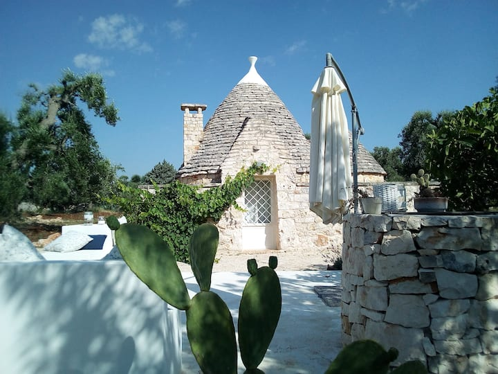 TRULLO DELLE RONDINI, YOUR OWN EXCLUSIVE PLACE