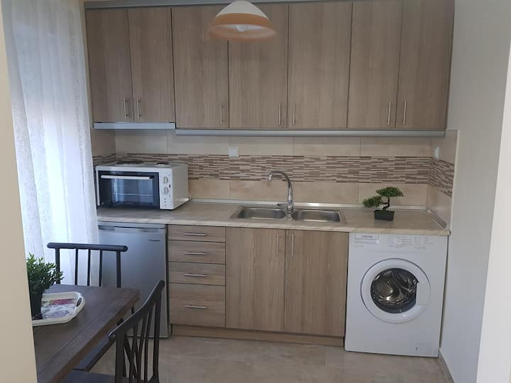 Twin house Kavala - Covid-19 Safe - Steam cleaned