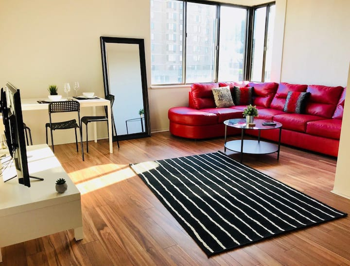 Prestigious stay in DT MTL 5 min to Place des Arts