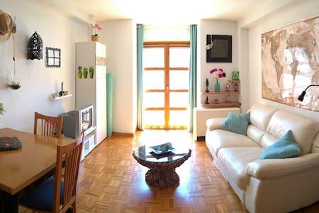 Romantico apartamento en pleno Pirineo Aragones - Castiello de Jaca - Apartment