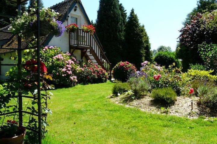 Chambre l'Epicerie - Lieurey - Bed & Breakfast