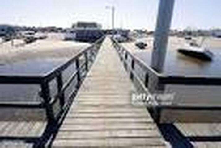 Scarborough Pine Point Sandy Beach