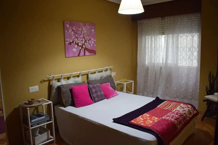 Apartamento céntrico y acogedor en zona Meninas