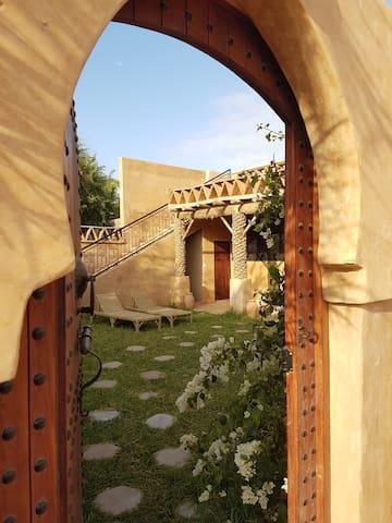Maison de village proche Taroudant