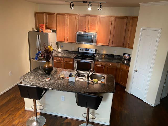 Apartment 5 mins from the Galleria!