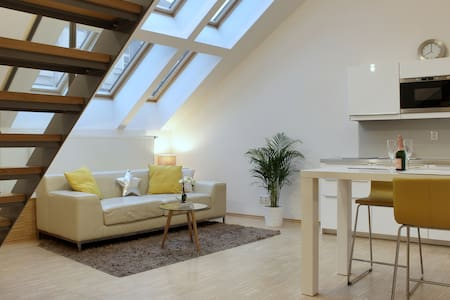 A/CLuxury loft right in the centre - Praga - Pis
