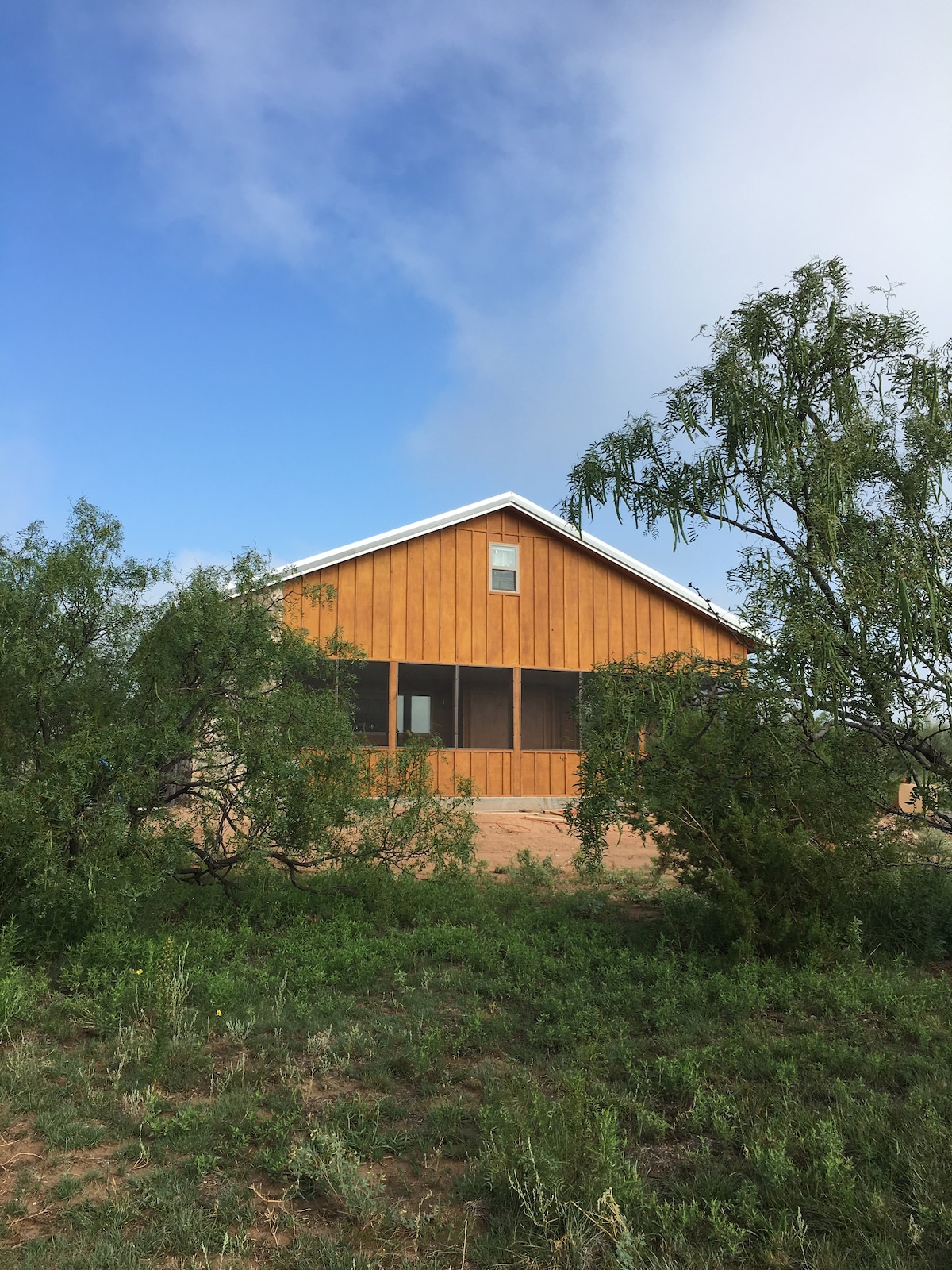 Quiet Cabin In The Country Near Palo Duro Canyon State Park.