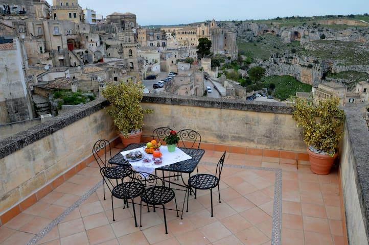 Holiday home Terrazza San Rocco - Matera - Dom