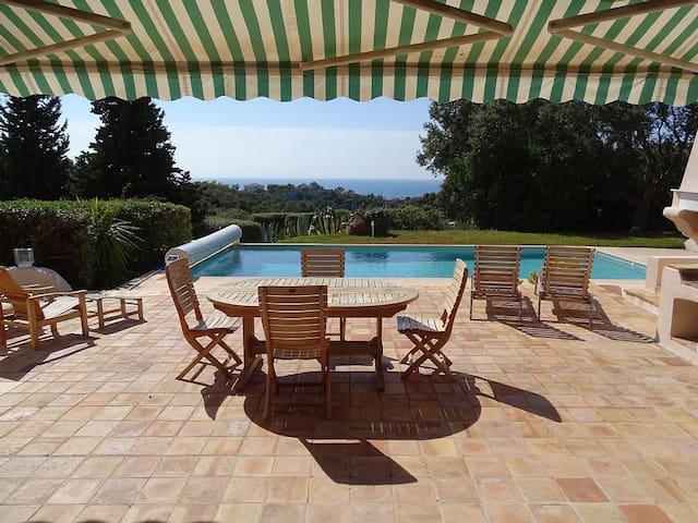 AGAY  location villa avec piscine chauffée - Saint-Raphaël - Dom