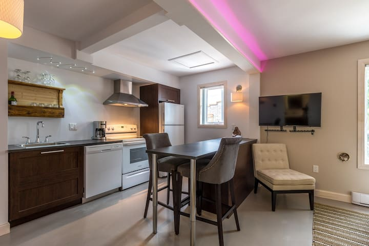 Apartment Lévis, 1 bedroom 1 bed, 2 people
