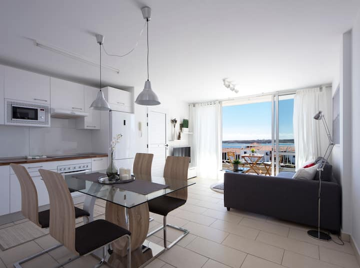 Renovated Apartment in El Porís