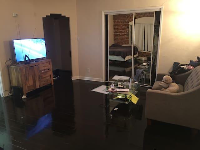 Heart of Los Angeles cozy studio