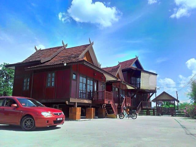 Charming Lodge - Eagle Home, Arau Perlis