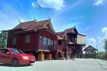 Charming Lodge - Eagle Nest - Perlis
