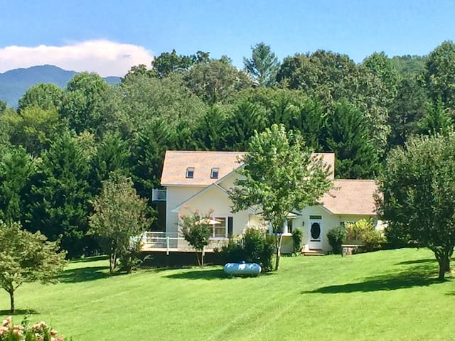 Country Charm Farm House