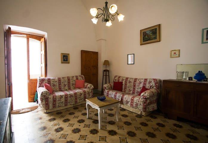 Splendida abitazione nel centro di Tricase Salento - Tricase - Apartamento
