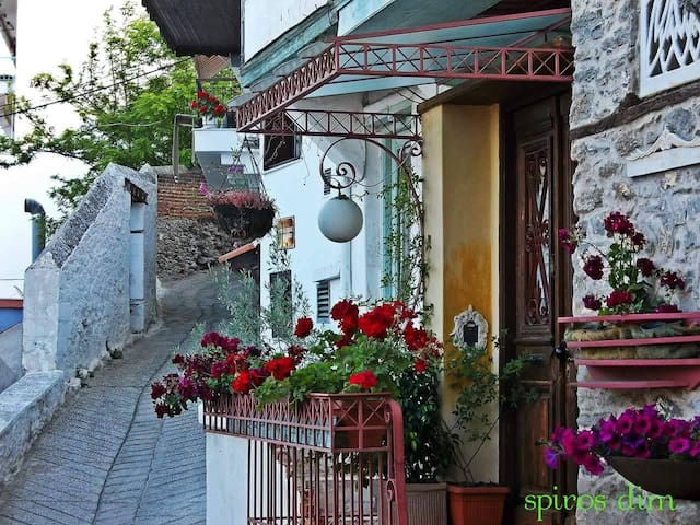 Listed House at the Old Town with Marvelous View - Kavala - House