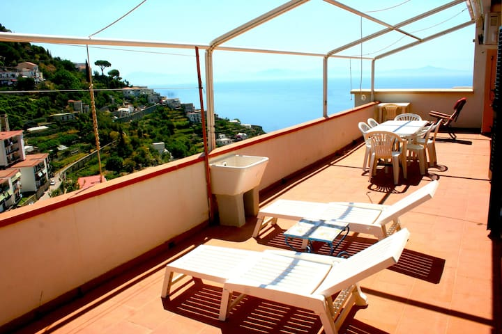 The Hill's House, for families and groups - Amalfi