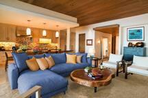 Three Bedroom Garden View Villa with pool