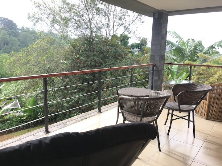 Isma House - a nice view located in Dago Bandung
