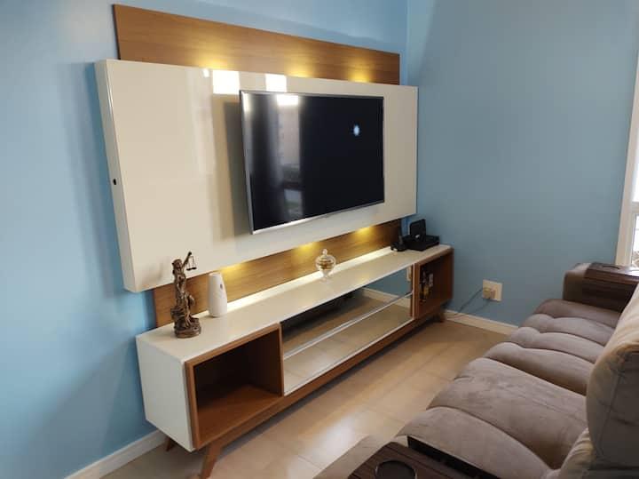 Apartamento 2 dormitórios - completíssimo