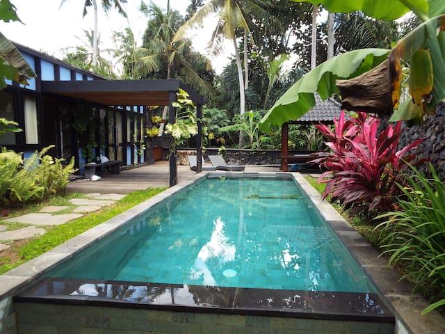 Sukahati Villa 2 Ubud Private Pool 1km from Palace