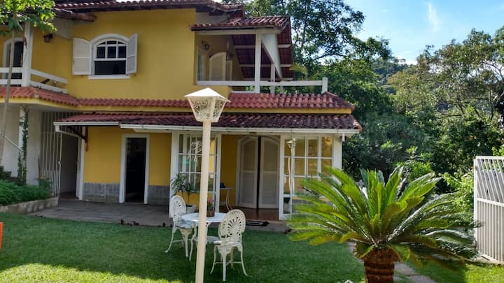 House in Itaipava Perfect for family and friends
