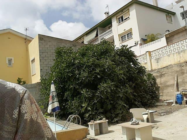Apartamento relax en naturaleza - Málaga - Apartemen