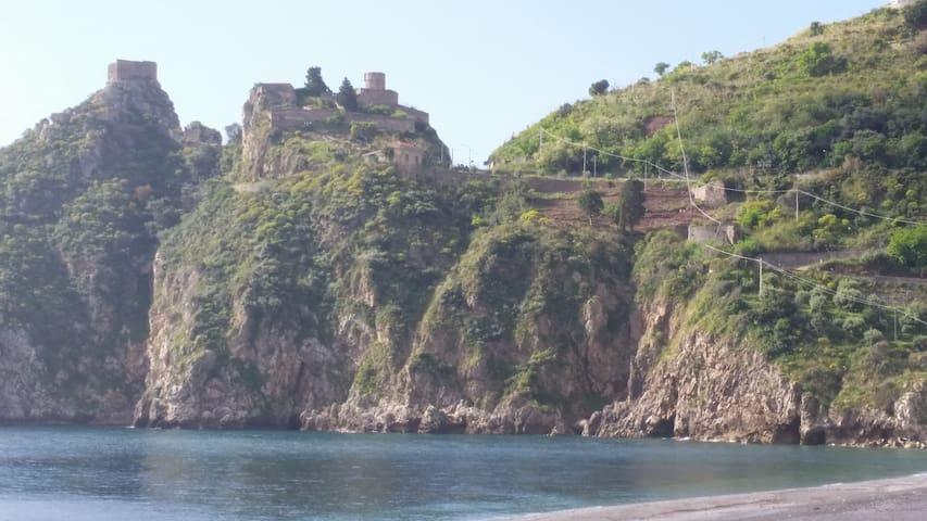 Casa vacanze Taormina Sant'Alessio - Sant'Alessio Siculo - Ferienunterkunft