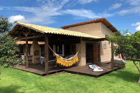 Casa em condominio, perto da praia, kite surfe