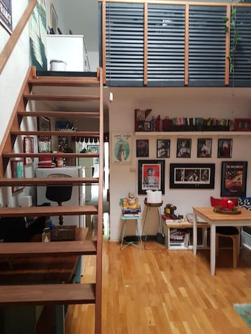 Loft Style Apartment In Sydney Apartments For Rent New South Wales Australia
