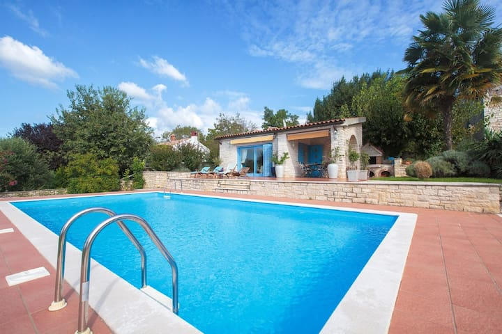 Villa Goran on Gorgeous Location close to Porec