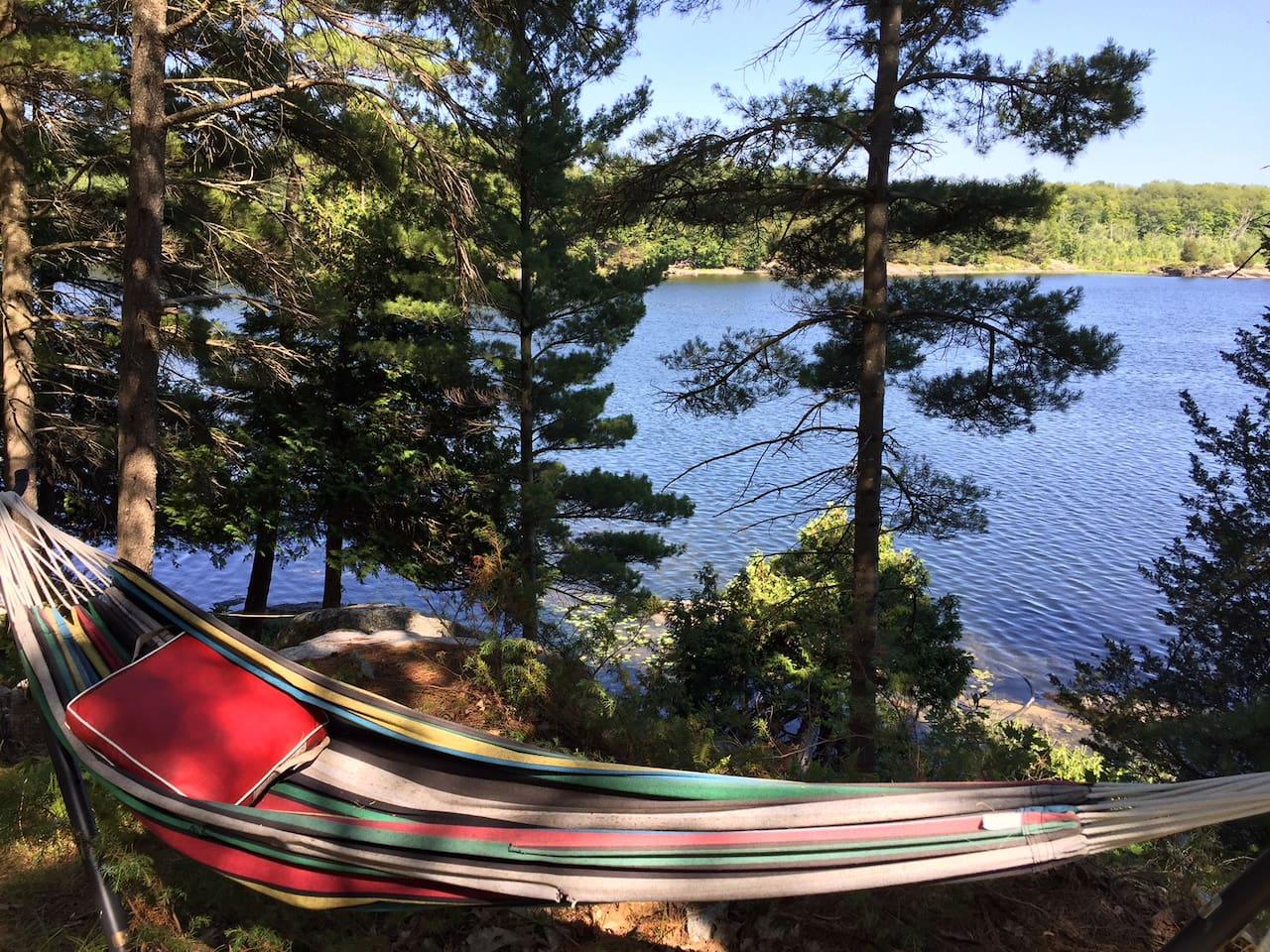 your hammock is waiting