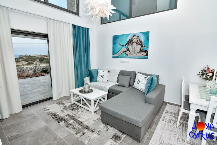 Joya Cyprus  Seabreeze Garden Apartment